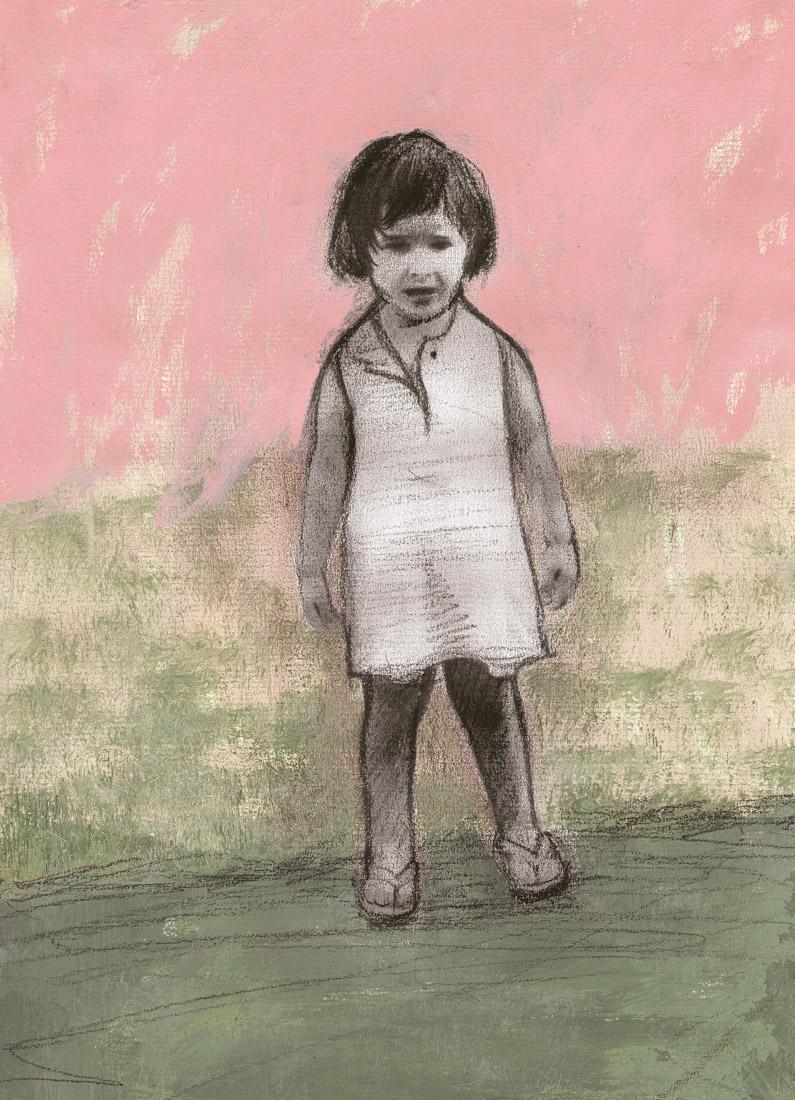 Mónica Gutiérrez: LAS COSAS QUE GUARDO